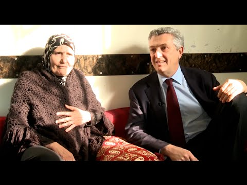 Syria: High Commissioner brings help to the displaced in Syria