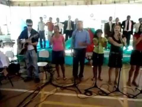 Banda GDA'S no dia dos evangelicos em Mateiros Jalapão-TO