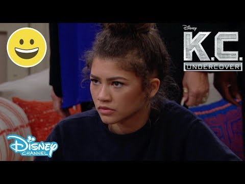 K.C. Undercover | Judy's Voice In Disguise 😱 | Disney Channel UK