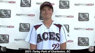 2021 Farley Park Power Hitting Third Base Softball Skills Video - ACES