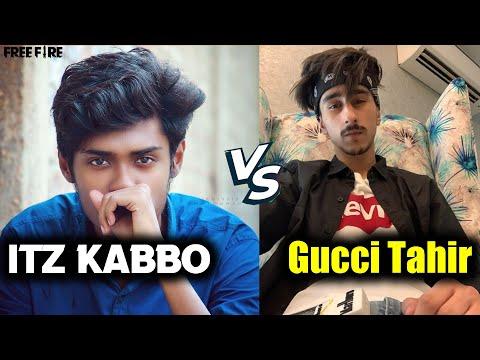 Tahirfuego FF VS Itz Kabbo || Clash Squad 1 VS 1 Fight With Best Shotgun Player || Insane HeadShots