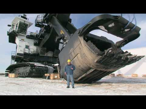 p&h - One of the most familiar and preferred loading machines in large surface mining operations around the world is the P&H electric mining shovel. Packing a work...