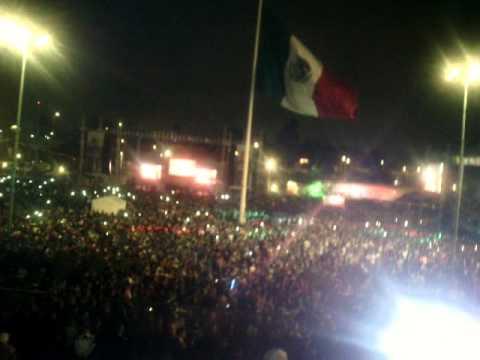 Festejo de Independencia con la Canción Mi Ciudad