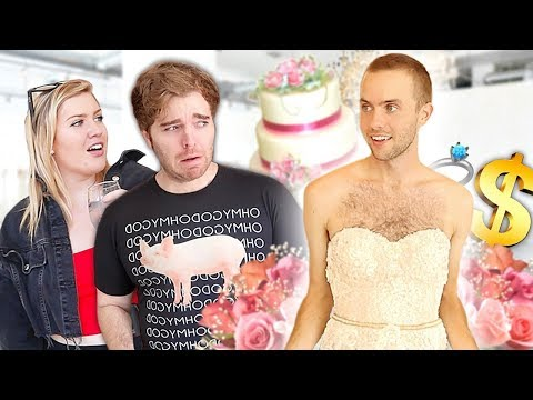 SHOPPING FOR MY WEDDING DRESS!