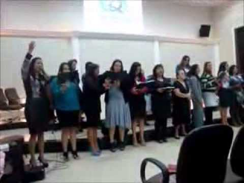 Cantora Jessyka Oliveira e o Cìrculo de Oração em Altonia / PR - Lágrimas