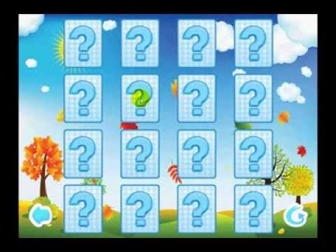 Video of Fruits Memory Game for Kids