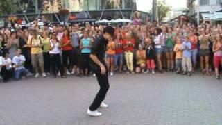 Video Billie Jean imitation on a Flashmob in Budapest MP3, 3GP, MP4, WEBM, AVI, FLV September 2018