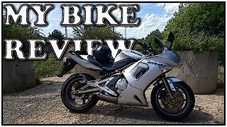 5. Kawasaki ER6f / Ninja 650 Four Month Review