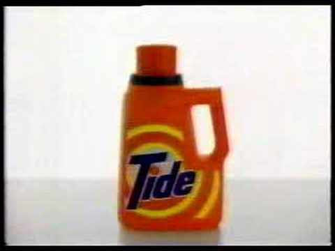 Tide Laundry Cleaner Commercial