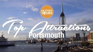 Portsmouth United Kingdom  city pictures gallery : Portsmouth & Isle Of Wight Top Attractions - UK Study Tours