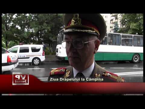Ziua Drapelului la Câmpina