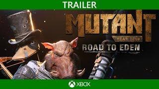Mutant Year Zero - Road to Eden | Launch Trailer (deutsch)
