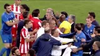 Download Lagu Big Fight | Greek Cup final Mp3