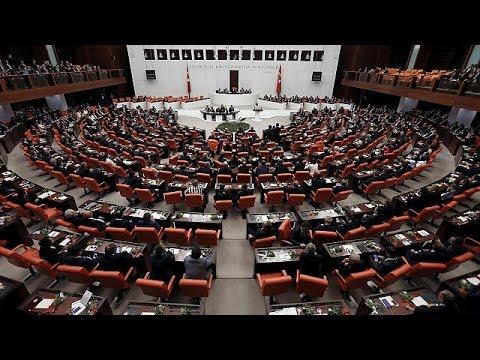 «Πρεμιέρα» για την τουρκική Εθνοσυνέλευση