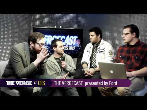 CES 2012 - The final CES 2012 Vergecast!