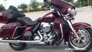 10. New 2015 Harley Davidson Electra Glide Ultra Classic Motorcycles for sale