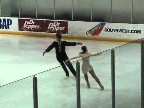 Pairs Figure Skating Gold - Video of all 9 teams in the Adult Gold Pairs event at the 2006 Adult Nationals held in Dallas, TX at the Dr Pepper Star Center at Grapevine Mills. Video was ...