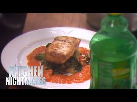 Chef Refuses to Taste Gordon's Food - Kitchen Nightmares