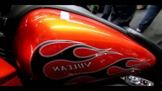9. 2014 Kawasaki Vulcan 1700 Vaquero