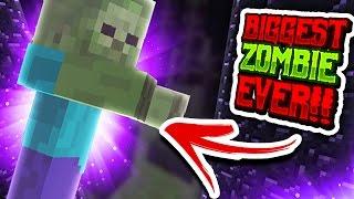 SUMMONING THE BIGGEST ZOMBIE EVER!! W/ SSundee