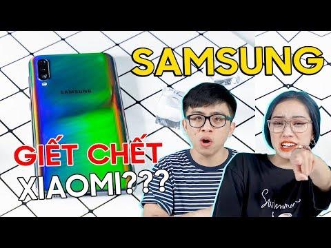 Mở hộp Galaxy A50 : Khi Samsung muốn giết Xiaomi ? - Thời lượng: 7 phút, 57 giây.