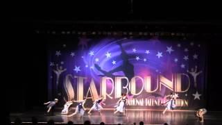Fusion Dance Project dancers. Piece choreographed by Lauren Reins.
