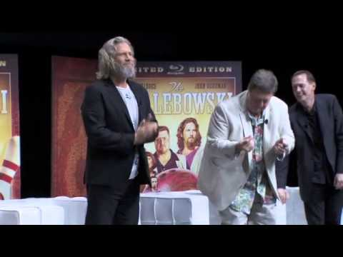 THE BIG LEBOWSKI Blu-ray Cast Reunion & Screening At 2011 LEBOWSKI FEST