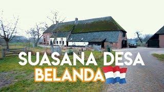 Download Video BEGINILAH SUASANA DESA DI BELANDA | REZZVLOG MP3 3GP MP4