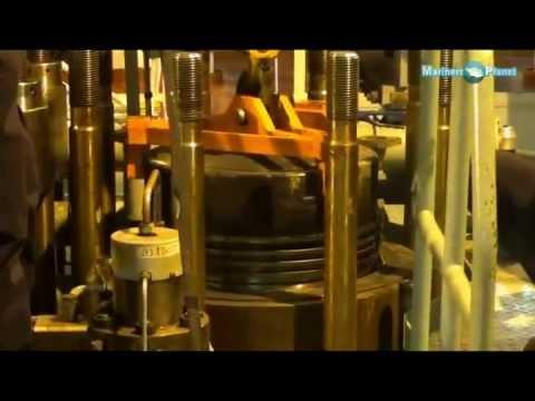MAIN ENGINE UNIT OVERHAUL Part IV VIDEO