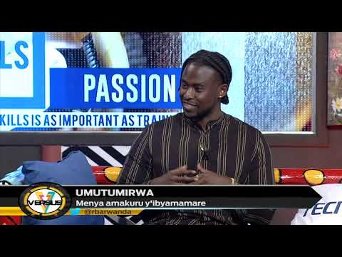 #VERSUS: Ikinyarwanda ndacyumva ariko kuvuga birangora| abahanzi nyarwanda bari Gukora cyane| -Kazi