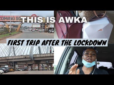 FOLLOW ME TO AWKA, ANAMBRA STATE | VLOGUST!