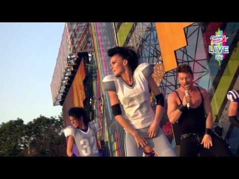 Сергей Лазарев - Take It Off [Europa Plus LIVE 2012]