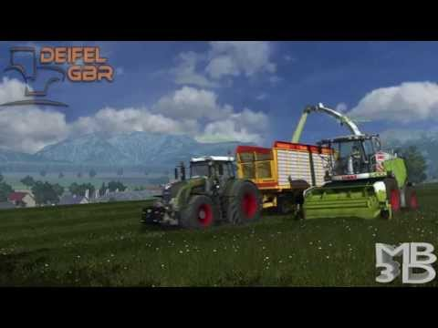 Claas Pick UP 300 v1.0