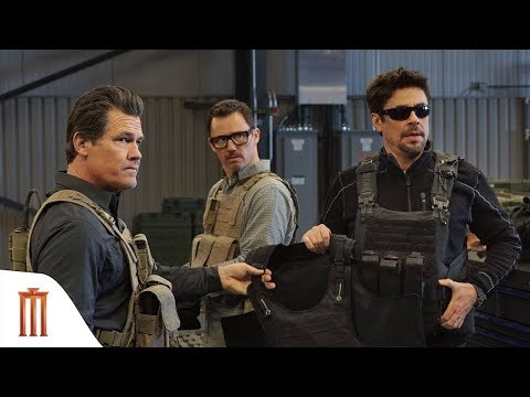 Sicario: Day of the Soldado - Official Trailer [ซับไทย]