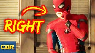Video 10 Things Spider-Man Homecoming ALREADY Got Right About Peter Parker MP3, 3GP, MP4, WEBM, AVI, FLV Januari 2019