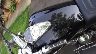 9. 2005 Honda VTX 1800 Retro Spec 3