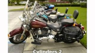 3. 2008 Harley-Davidson Softail Heritage Softail Classic - Features and Review