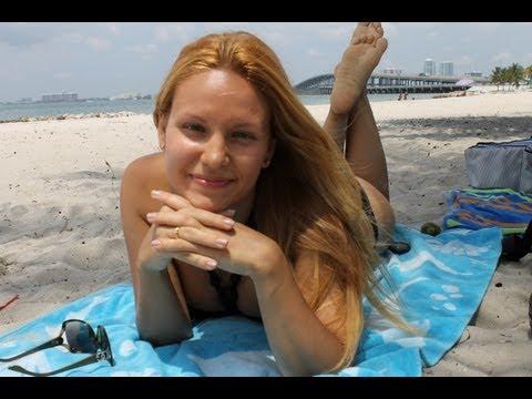дикий пляж в германии девушки фото бесплатно