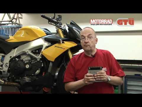 Pflegetipps für Motorradbatterien