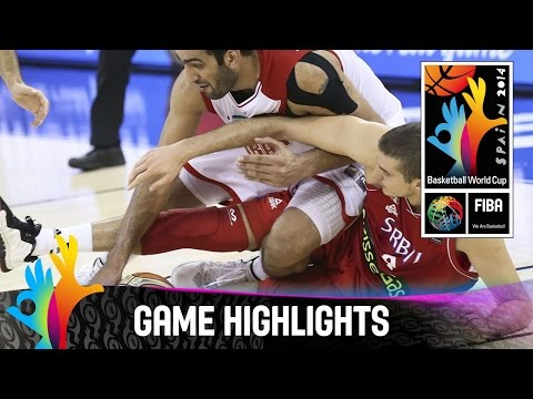 Iran - Watch the Game Highlights of Iran v Serbia. The 2014 FIBA Basketball World Cup will take place in Spain from 30 August - 14 September and will feature the best international players from all...