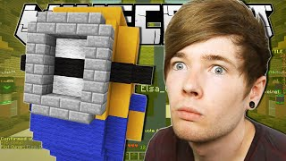 Minecraft | THE MINIONS!! | Build Battle Minigame - YouTube