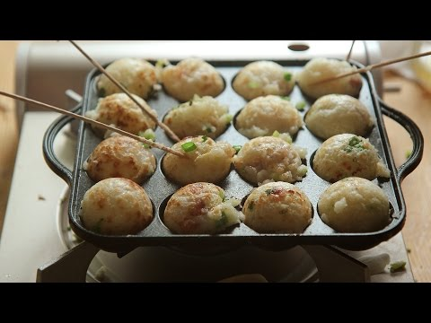 Takoyaki Recipe - Honeykki