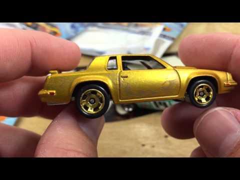 Hot Wheels Cool Classics K Case!