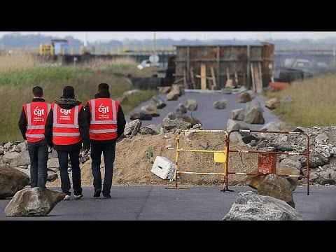 Γαλλία: Απεργίες και στους πυρηνικούς σταθμούς