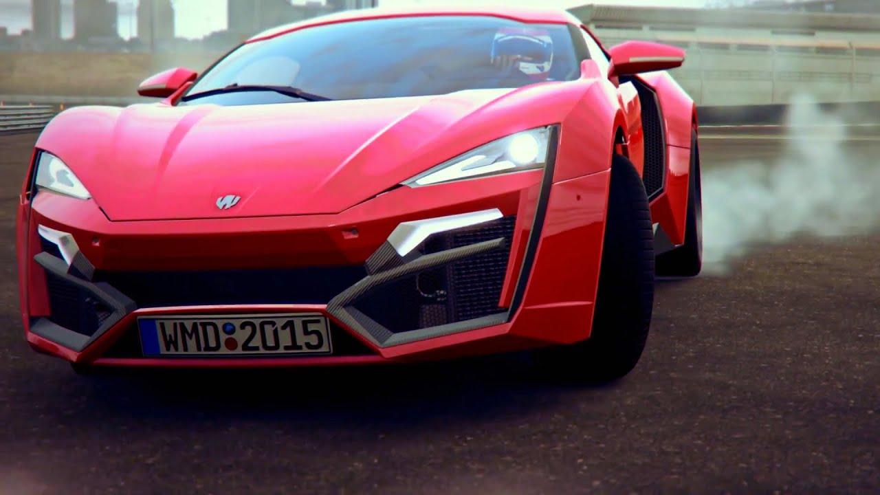 Project CARS – Fast & Furious 7 Trailer (DLC) #VideoJuegos #Consolas