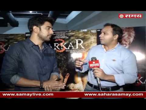 Sarkar 3: Amitabh Bachchan, Ram Gopal Varma