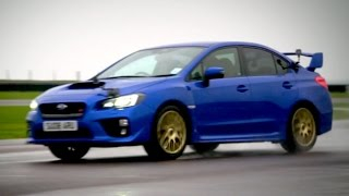 Best Subaru And Mitsubishi Moments - Fifth Gear by Fifth Gear