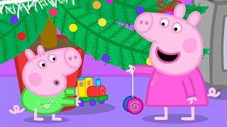 Peppa Pig English Episodes in 4K | Peppa's Christmas Peppa Pig Official