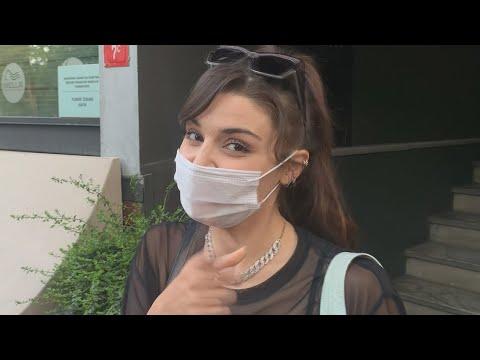 Hande Erçel'den flaş Kerem Bürsin açıklaması!