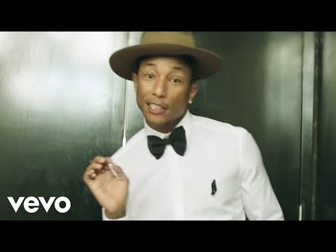 Pharrell Williams - Happy (Official Video)